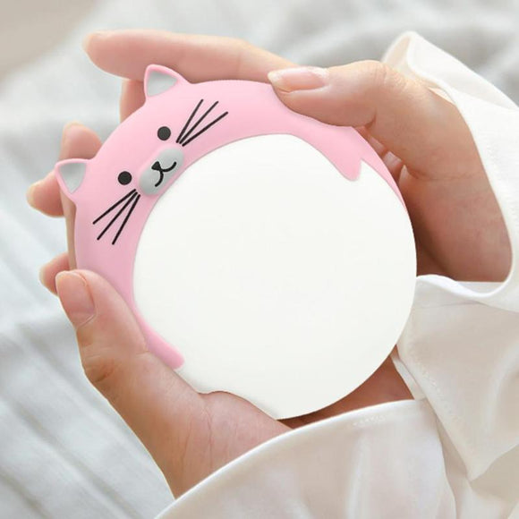 Cartoon Cat Powerbank/Handwarmer
