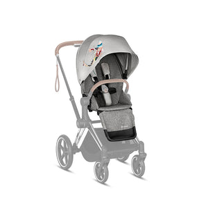 Cybex Priam 3 Seat Pack Koi - Mid grey - Babybuggystore