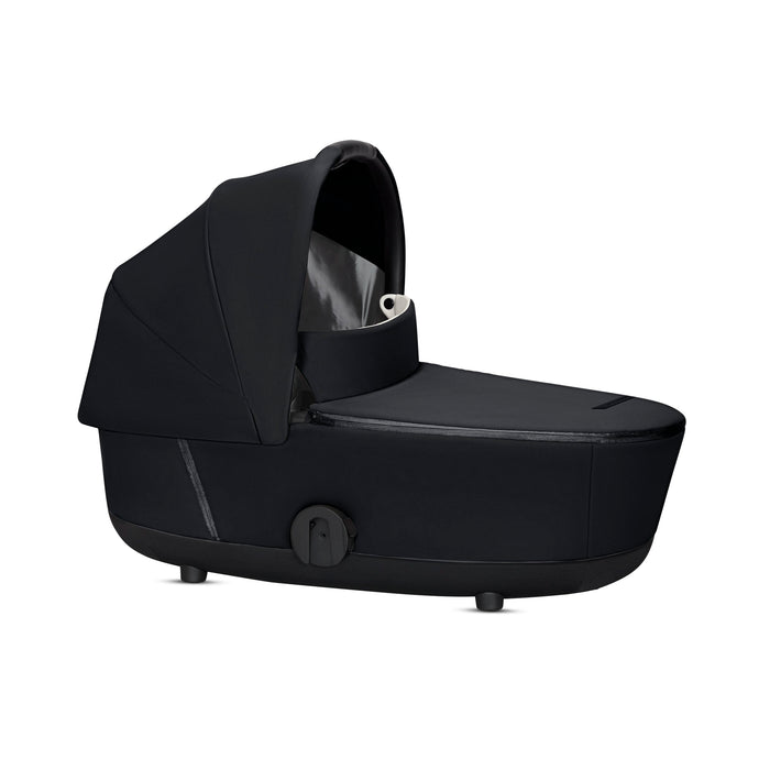 Cybex Mios Lux Carry Cot - Premium Black - Babybuggystore