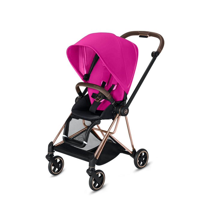 Cybex Mios 2 Stroller - Rose Gold Frame With Seat - Babybuggystore