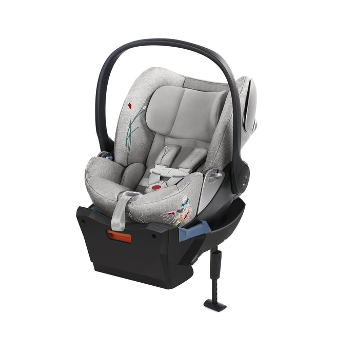 Cybex Cloud Q SensorSafe Koi - Mid grey - Babybuggystore
