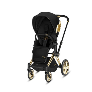 Cybex Priam 3 Stroller - Jeremy Scott Wings Collection - Black - Babybuggystore