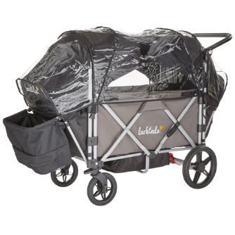 The Larktale caravan™ Rain/Wind Cover - Babybuggystore