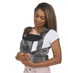 Contours Cocoon Buckle-Tie Carrier - Babybuggystore