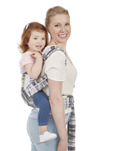 Load image into Gallery viewer, Contours Cocoon Buckle-Tie Carrier - Babybuggystore