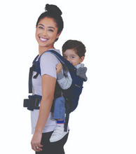 Load image into Gallery viewer, Contours Journey GO™ 5 Position Baby Carrier - Babybuggystore
