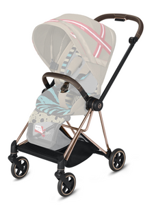 Cybex Mios 2 Stroller with Seat Pack One Love - Multicolor