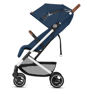 GB Qbit + All-City Stroller