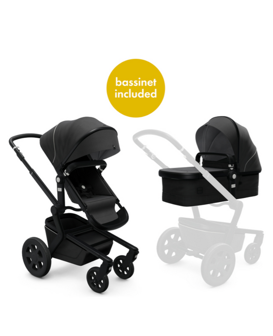 Joolz Day³ Stroller Complete set - Brilliant Black