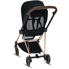 Load image into Gallery viewer, Cybex Mios 2 Stroller - Matte Black Frame With Seat - Babybuggystore