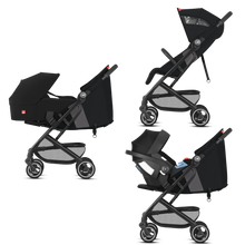 Load image into Gallery viewer, GB Qbit + All-City Fashion Travel Stroller - Babybuggystore
