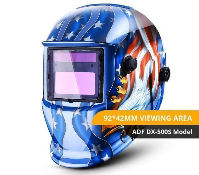 Bestsellrz® Auto Darkening Welding Helmet Solar Powered Mask Lightweight - Armoxo™ Auto Darkening Helmet Eagle Eye Armoxo™