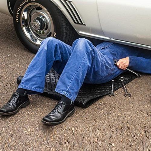 Bestsellrz® Automatic Magic Creeper Under Car Garage Mat for Mechanics -MagicRug™ Car Creeper MagicRug™