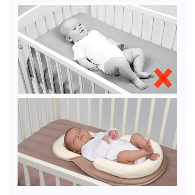 Bestsellrz® Bassinet Mattress Baby Cozy Bed Newborn Portable Pad for Safe Sleep - Socuzzy™ Baby Bed Socuzzy™