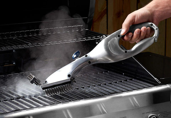 Bestsellrz® BBQ Grill Brush Cleaner Stainless Steel tool Scrapper - Bbklean™ Barbecue Brush Bbklean™