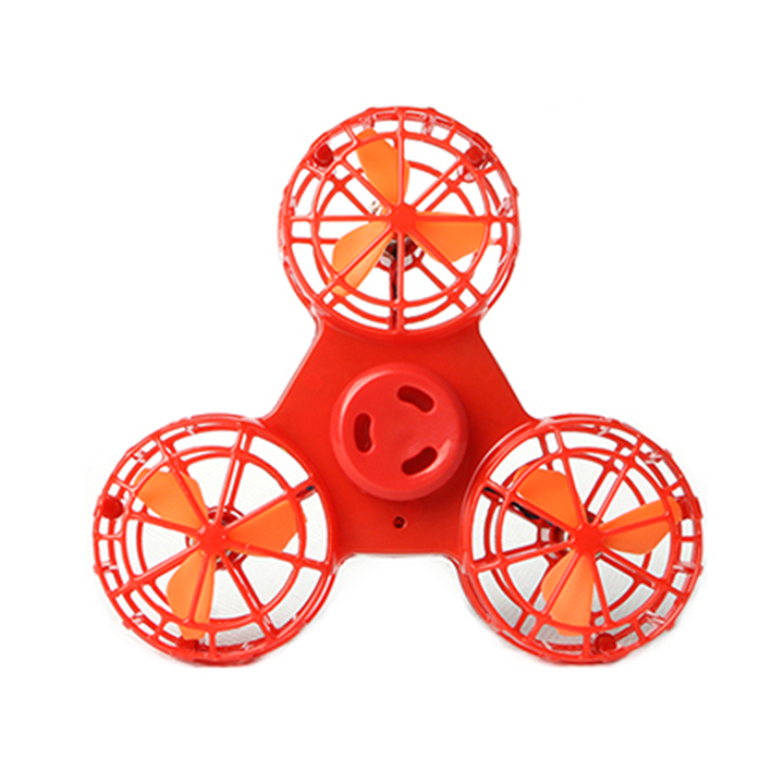 Bestsellrz® Best Flying Fidget Spinner for Anxiety and Stress Relief Cool Toys- Flyget™ Fidget Spinner Orange FlyGet™ Spinner