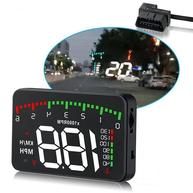 Bestsellrz® Car Head Up Display HUD Projector Device - Vuflector™ Head-up Display Vuflector™