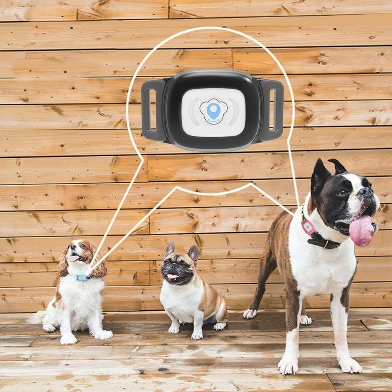 Bestsellrz® Cat GPS Tracker Collar Pet Location Tracking Device for Dogs -Trakpet™ Pet GPS Tracker Trakpet™