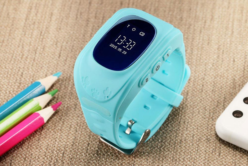 Bestsellrz® Children Locator Tracker GPS Watch that Allows Call Texting - Qinitor™ Kids GPS Watch Qinitor™