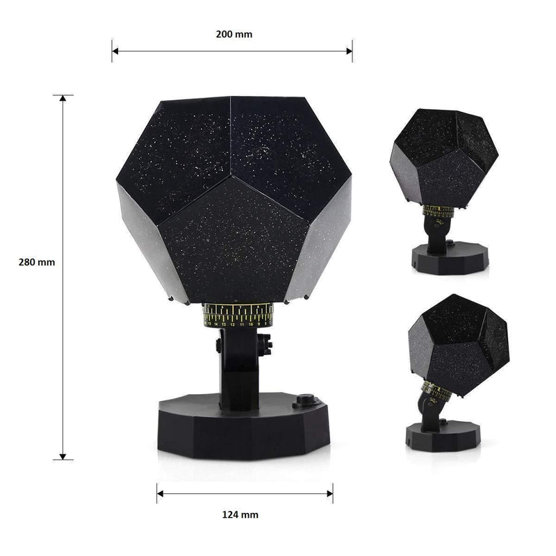 Bestsellrz® Decorative Star Lights Rotating Night Lamp Projector - Galaxzo™ Home Galaxzo™