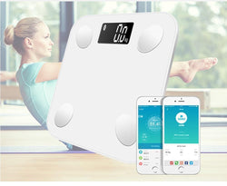 Bestsellrz® Digital Weighing BMI Smart Bluetooth Body Fat Scale- Fit-Scale™ Bathroom Scales Fit-Scale™