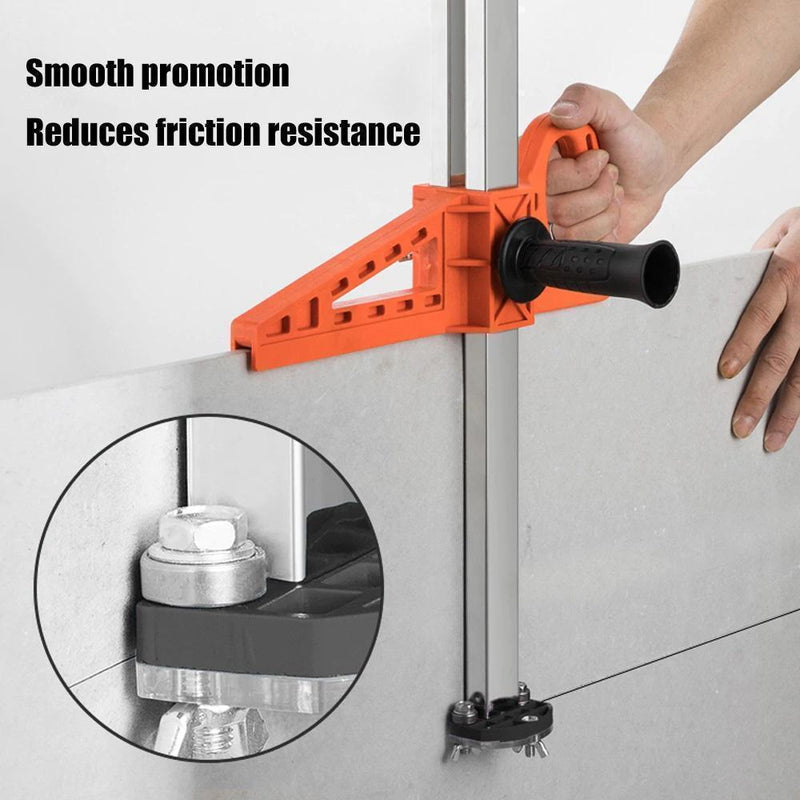 Bestsellrz® Drywall Cutting Tool Stainless Steel Plasterboard Cutter  - Acurave™ Drywall Cutter Acurave™