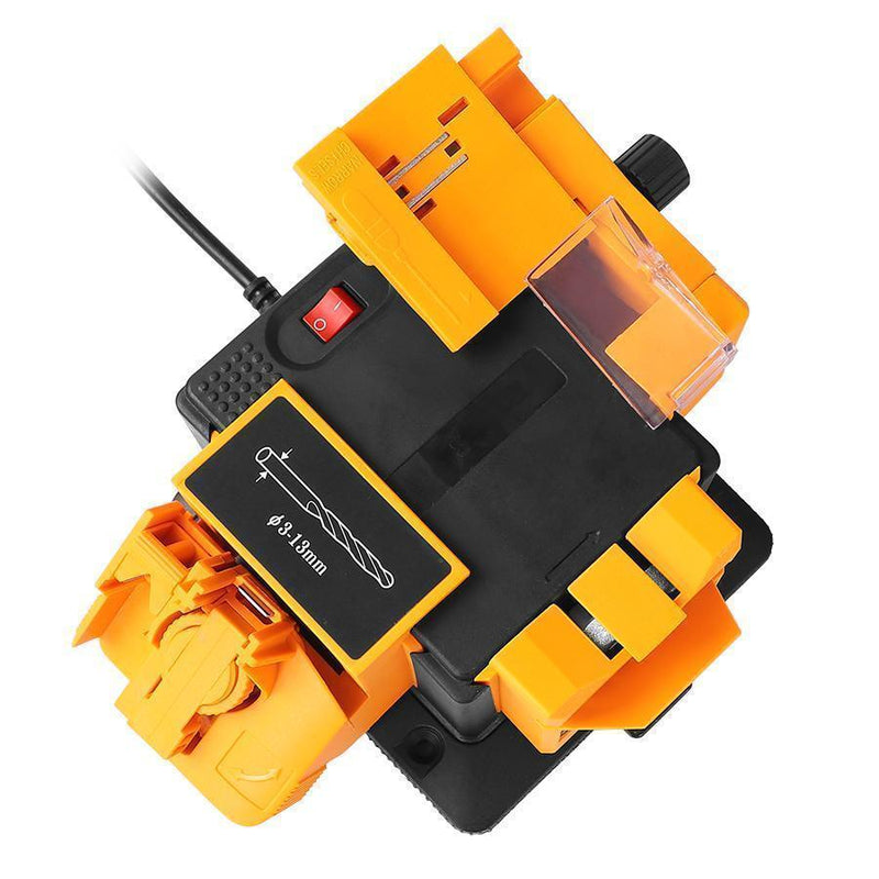 Bestsellrz® Electric Knife Sharpener Honing Tool for Scissor Drill Bit Chisel - Sharpixo™ Electric Sharpener Sharpixo™