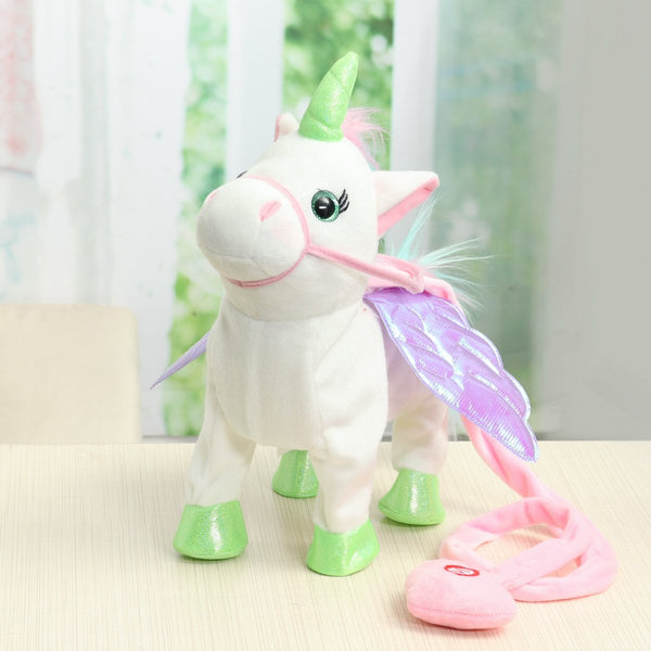 Bestsellrz® Electronic Plush Toys Unicorn Toy