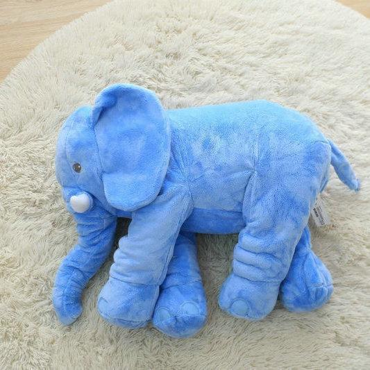 Bestsellrz® Elephant Plush Toy Pillow For Kids - Twippy™ Stuffed & Plush Animals 40cm / Blue Twippy™