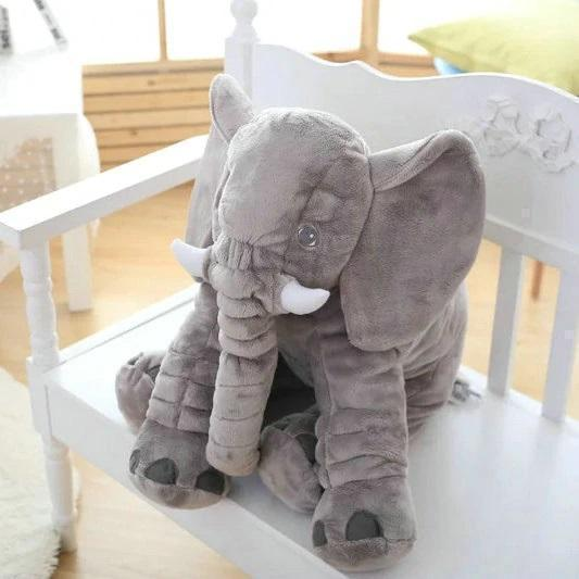 Bestsellrz® Elephant Plush Toy Pillow For Kids - Twippy™ Stuffed & Plush Animals Twippy™