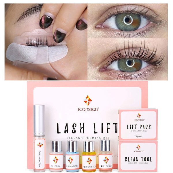 Bestsellrz® Eyelash Curler Perm Lift Kit DIY - CurlPro™ Eyelash Lift Kit CurlPro™ Lash Lift Kit