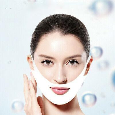 Bestsellrz® Face Jawline Slimming Mask V Shape Chin Wrap Face Lift Strap Band- Weatox™ Face Mask of 6 Weatox™