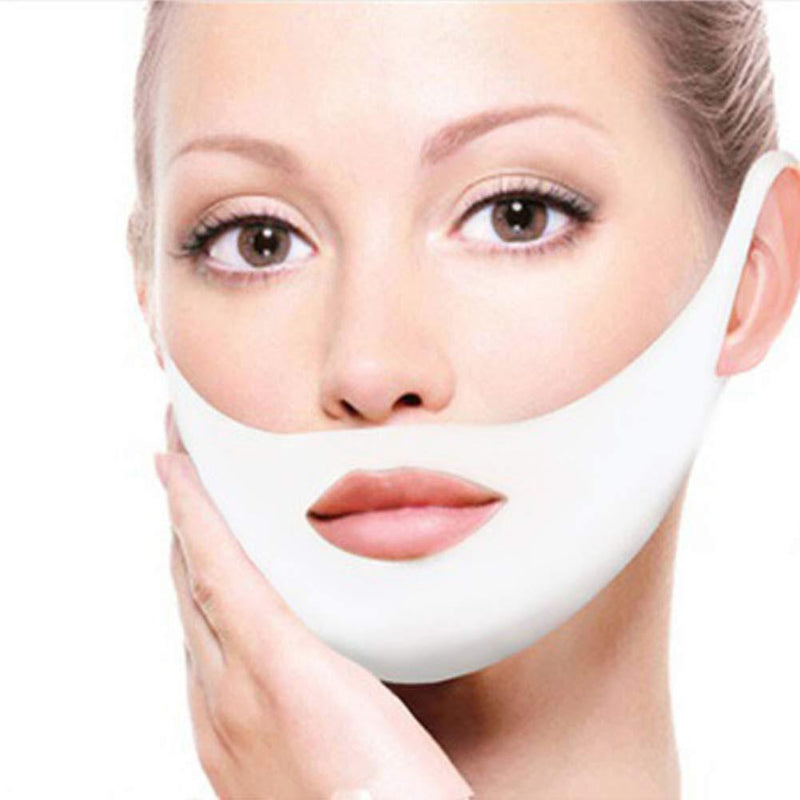 Bestsellrz® Face Jawline Slimming Mask V Shape Chin Wrap Face Lift Strap Band- Weatox™ Face Mask Weatox™