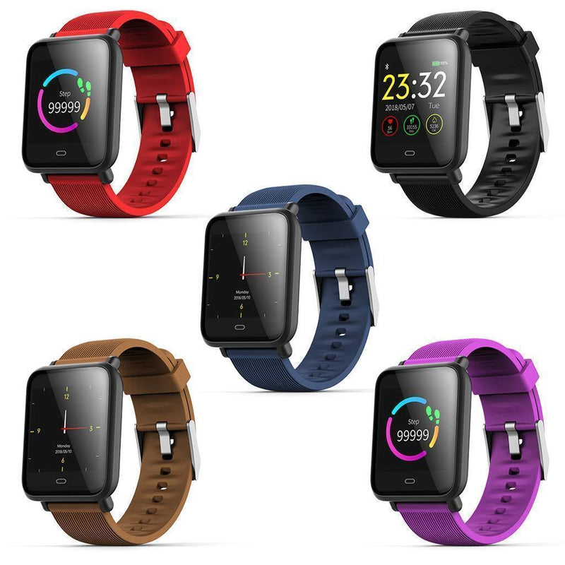 Bestsellrz® Fitness Activity Tracker Smartwatch Waterproof iOS Android -Fitsio™ Smart watches Fitsio™