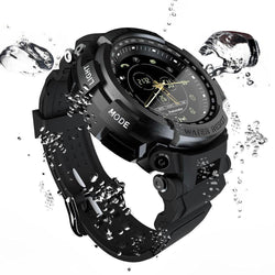 Bestsellrz® Fitness Smartwatch Sports Watch For Men Waterproof Fitness Tracker - Orion™   Smart Watches Jet Black Orion™