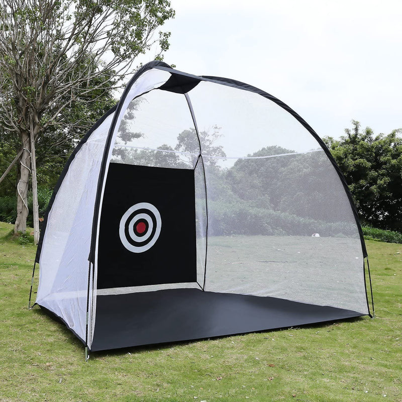 Bestsellrz® Golf Training Aids Black Golf Net
