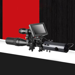 Bestsellrz® Infrared Night Vision Scope Adapter Best Thermal Scope - Infravis™ Night Vision Scope Infravis™