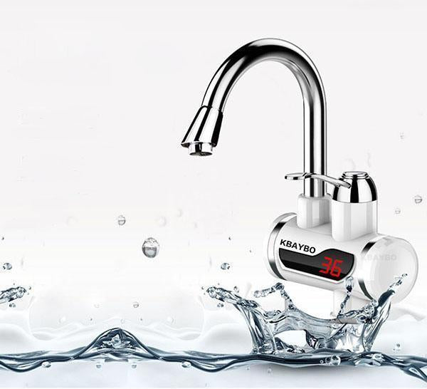 Instant Water Heating Tap Kitchen Water Heater Dispenser Faucet Hydrove Bestsellrz