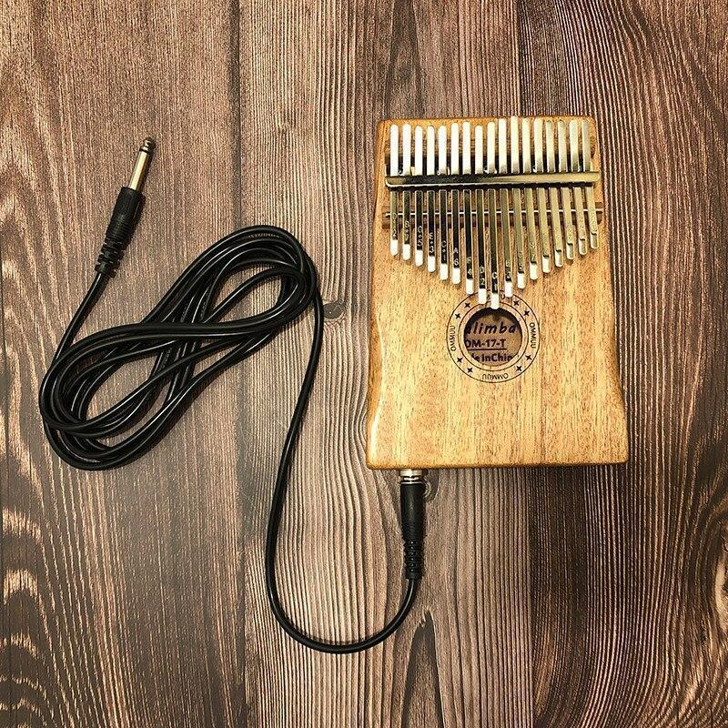 Bestsellrz®  Kalimba Thumb Piano Mbira 17 Key Instrument - Xoomo™ Thumb Piano Xoomo™ Pro - Walnut Brown Xoomo™