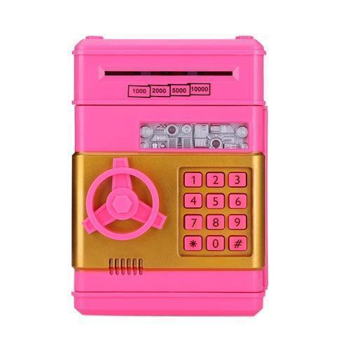 Bestsellrz® Kids Electronic Automatic ATM Piggy Bank - Investiggy™ Piggy Banks Investiggy™