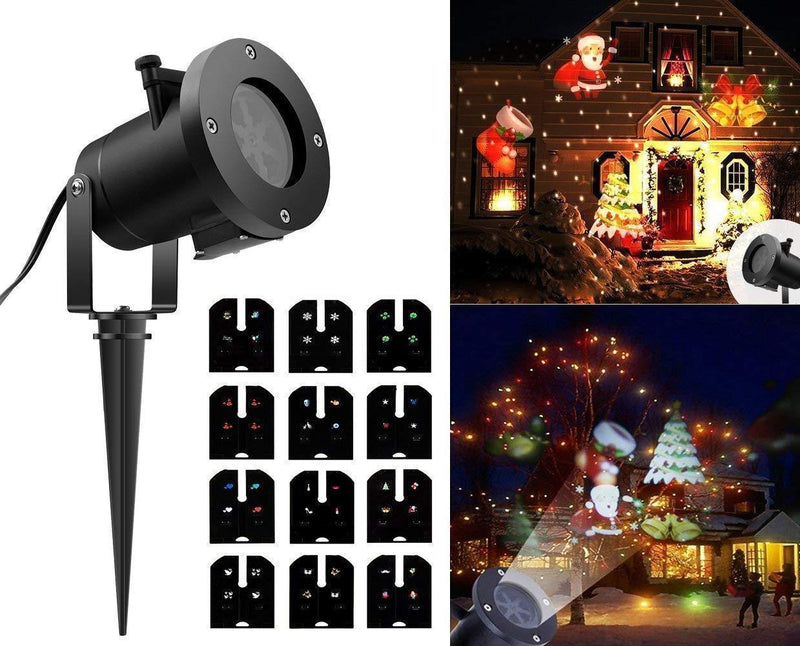 Bestsellrz® Laser Light Projector Halloween Christmas Decorative Lights -Stellixo™ LED Projector Lights Stellixo™