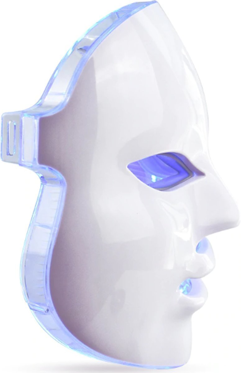 Bestsellrz® LED Face Mask Light therapy 7 color Anti Aging Acne Wrinkles Red Blue Face Skin Care Tools Lumask™