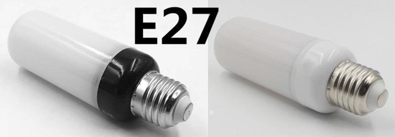 Bestsellrz® Led Flame Effect Light Bulb Flickering Decorative Home Energy Saving bulb LuxFlame™