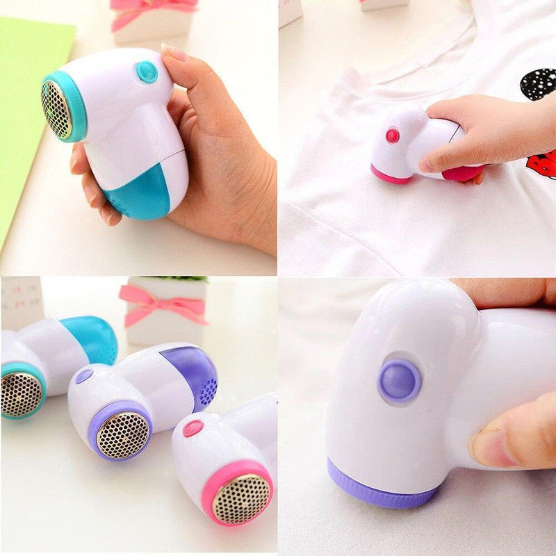 Bestsellrz® Lint Remover Fabric Shaver Electric Sweater Defuzzer - Expelint™ Lint Remover Machine Expelint™