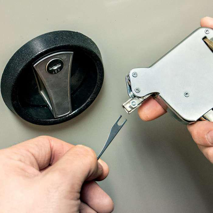 Bestsellrz® Lock Picking Tool Best Master Key Kit Equipment Door Unlock Tool  - Lockzy™ Locksmith Supplies Lockzy™