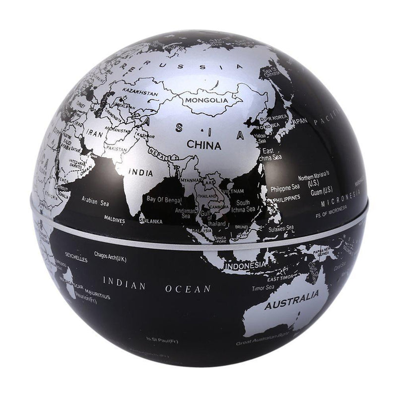 Bestsellrz® Magnetic Spinning Globe Decorative Levitating Rotating Floating Globe - OroGlo™ Figurines & Miniatures OroGlo™