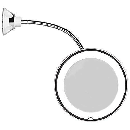 Bestsellrz® Magnifying Lighted Makeup Mirror with Lights LED 10x Countertop Vanity Makeup Mirrors Styluma™
