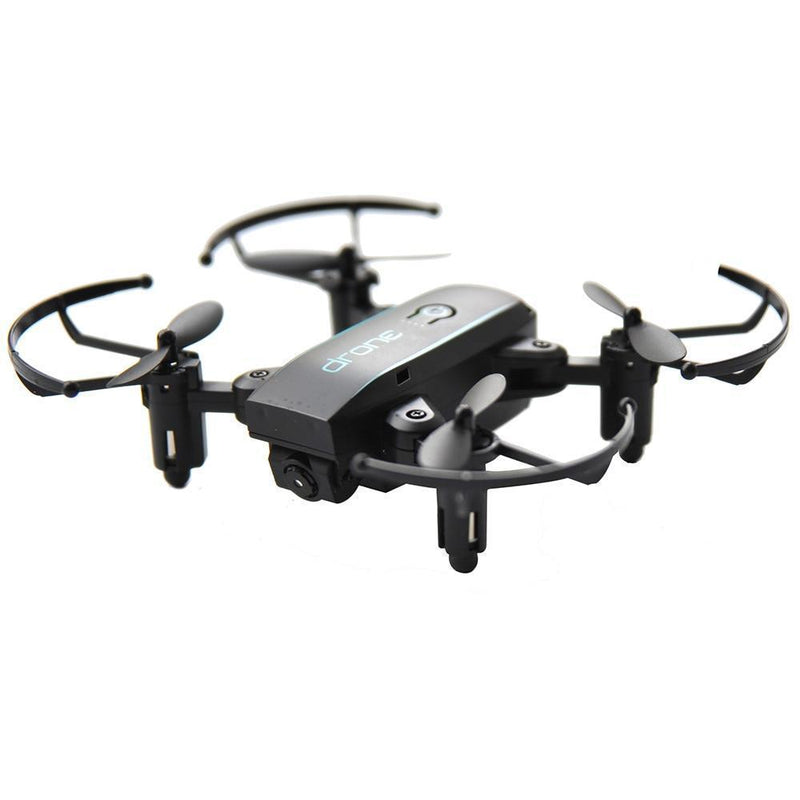 Bestsellrz® Mini Remote Control Camera Drone Foldable Pocket Quadcopter- Pocopter™ RC Drones Pocopter™