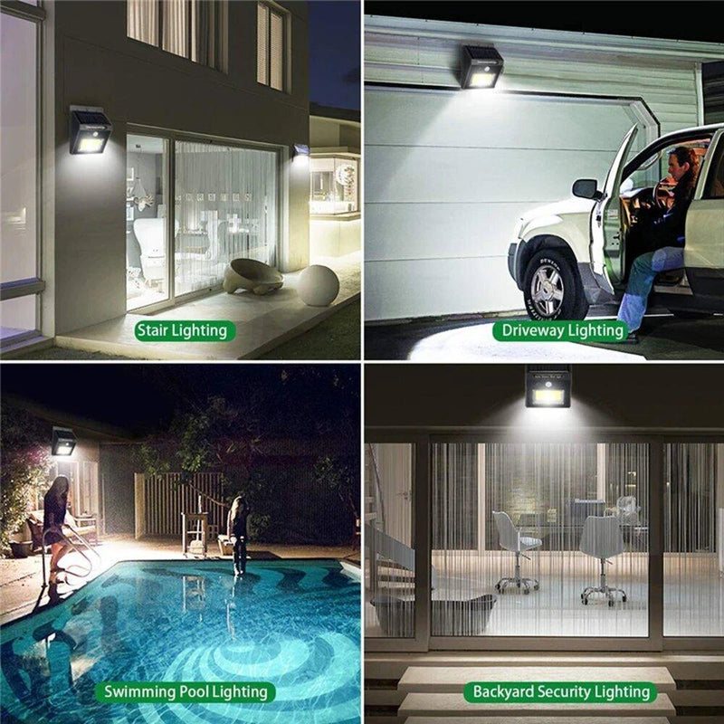 Bestsellrz® Motion Sensor Solar Outdoor Durable LED Light - Solariska™ Solar Lamps Solariska™