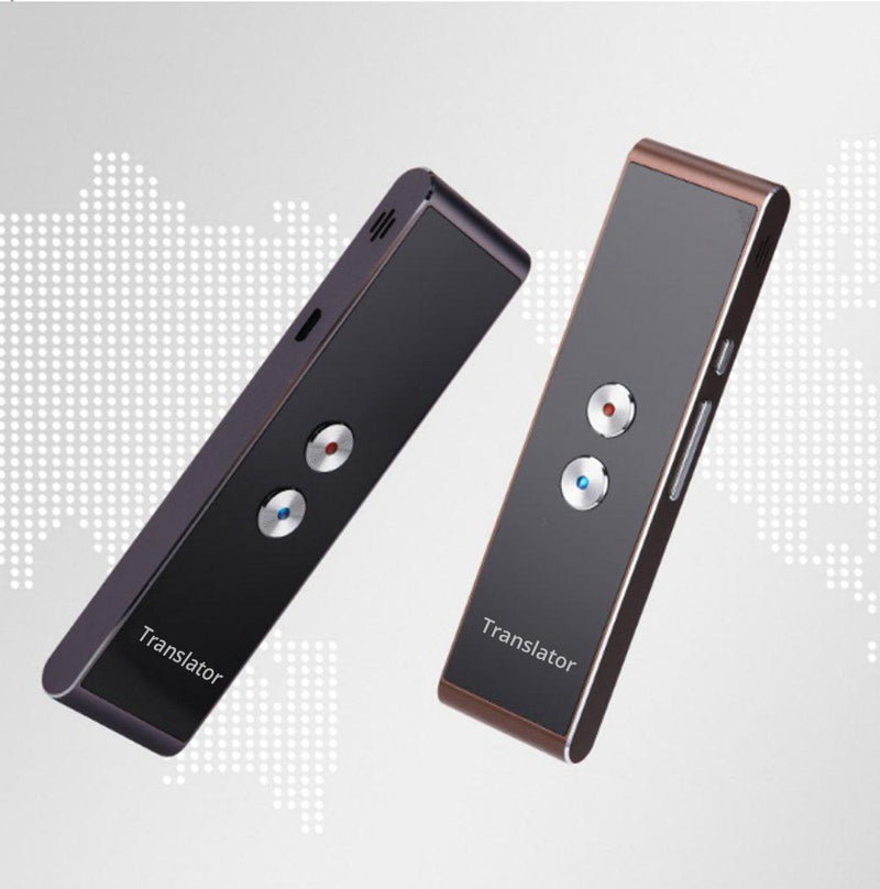Bestsellrz® Multi Language Translator Device Real Time Translation - Speachzy™ Translator Rose Gold Speachzy™
